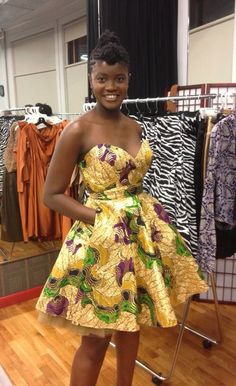 African fashion....this dress!!!!