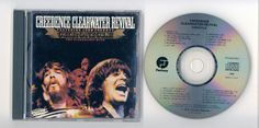 CREEDENCE CLEARWATER REVIVAL CCR Greatest Hits CD Compact Disc Free S/H USA