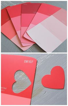 DIY Valentine's Day Crafts