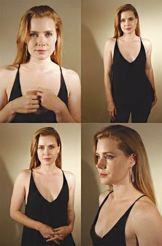 Amy Adams photographed for The Los Angeles Times.