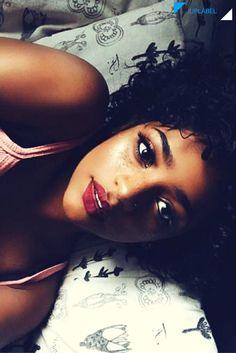 Negra linda, gente fique ligado nas nossas novidades, corre curtir nossa página no facebook: https://www.facebook.com/uplabel.com.br ♥♥ // #cabelocacheado #afro #hairstyle #haircurly #cabelo #cacheado #black #crespo #estilo #beautiful #girl  #uplabel