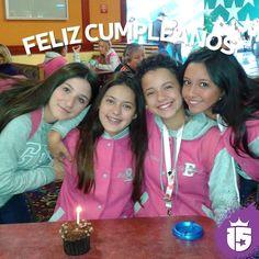 Feliz cumple Sofía! Un sueño cumplir años en el mejor lugar para festejar: #Disney! #verdeF16 con #enjoy15! #HappyBirthday at #WaltDisneyWorld