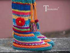 Tricotcolor: Déjà Octobre !