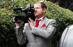 Hire video cameras for your ushers/groomsmen! Ask them to record key moments such as the ceremony and speeches. Worry about editing the video footage later, but eventually you will have a lasting memory of your wedding day! Hiring cameras is much cheaper than a videographer and you get to edit the video how you want, not how someone else wants!