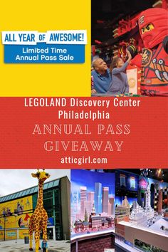 Are you feeling the winter blues?  Celebrate love this Valentine's Day with an experience gift from LEGOLAND Discovery Center Philadelphia that is sure to chase those blues away!  #sponsored #LDCPhilly #LegolandDiscoveryCenter #Giveaway #Philadelphia #Philly #ExperienceGifts #Travel #LEGO #LEGOLAND #LEGOFan