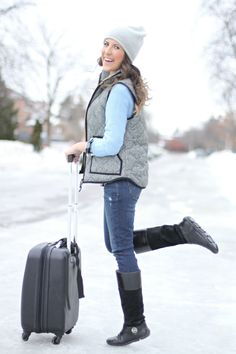 Old Navy Style Challenge: Swiss Alps Travel Style