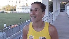 #USAP : La professionalisation est en marche pour les filles du #Seven comme Fanny Horta - LeRugbynistere - 26/10/2013