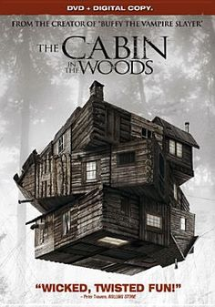 The Cabin In The Woods: a satirical, twisted horror film