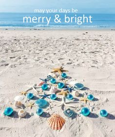 BEACH ~THERAPY ~ Inis Energy of the Sea wishing you a very Merry Christmas!