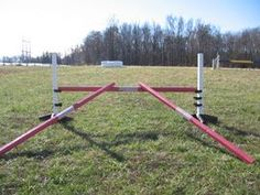 Starting a young horse over fences... Lots of good suggestions on how to help your young horse succeed in this article