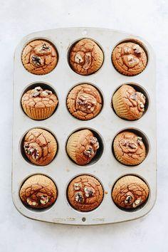 Pumpkin Spice Blender Muffins - The Healthy Maven