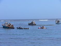 Fishing vessels and diamond prospectors in Port Nolloth harbour Fishing Vessel, Boat, Memories, Diamond, Places, Memoirs, Dinghy, Souvenirs, Boats
