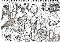 BD Drama CD: Reunion Festival Sketches -- Track 1 Set [Official artwork]