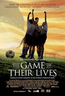 The film details the true story of the 1950 US soccer team which, against all odds, beat England 1-0 in the city of Belo Horizonte, Brazil during the World Cup. The story is about the family traditions and passions that shaped the players who made up this team of underdogs. One group of teammates were from The Hill neighborhood of St. Louis, Missouri. Another group came from the Corky Row district of Fall River, Massachusetts.