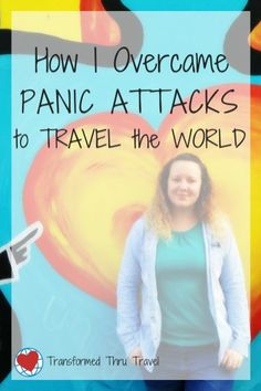 Despite having an anxiety disorder, Suzie is a world traveler. She shares with us her story, how travel has improved her mental health, and some practicalities of traveling with mental illness.