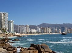 Acapulco, Mexico.. I was 16 years old, don't know if I would go now...