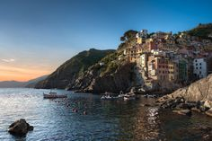 The Beauty of Surrender – Riomaggiore, Cinque Terre, Italy || Photography by Elia Locardi www.blamethemonkey.com