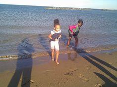 First Beach Trip of 2012