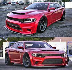 Custom Dodge Charger SRT Demon