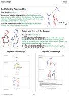 PreK- Kindergarten: Teacher Old Testament Overview Parts 1 to 4