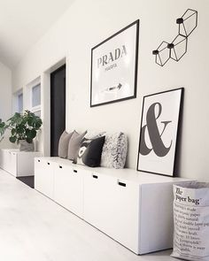 Basement Makeover, Wardrobe Design, House Doctor, Entrance Hall, How To Make Paper, Decoration, Sweet Home, New Homes, Gallery Wall