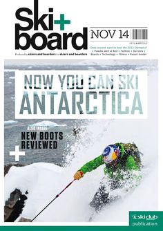 ISSUU - Ski+board November 2014 by Ski Club of Great Britain