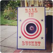 Image result for ball in a bucket game