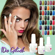 IDO Gelish, just do what you want! http://www.eshoppa.com/ido-gelish-15ml-soak-off-color-gel-polish-shellac-a/
