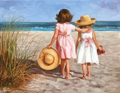 Laurie Snow Hein ~ The Southern Landscape...Fine Art Creations by Laurie  Snow. Sisters 2014Art SistersSisters BrothersPainting ...