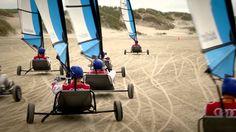 DTM Zandvoort 2014 - Audi Beach Sailing