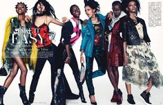 Take it easy | Greg Kadel #photography | Vogue Germany September 2012