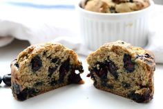 How to Make Healthy Blueberry MuffinsThe LUXE Life | Page 2