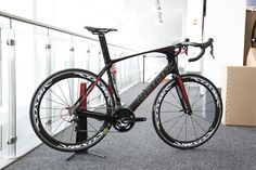 French brand look claims that the new Look 795 Aerolight is the most aerodynamic road bike ever built, and its no heavyweight either