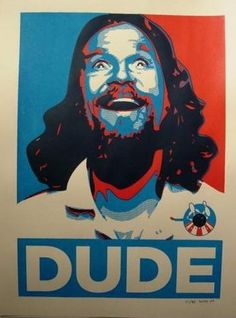 "jeff bridges as ""The Dude"" Jeff Bridges, O Grande Lebowski, Joel And Ethan Coen, Dudeism, Coen Brothers, The Big Lebowski, Chef D Oeuvre, Film Music Books, Movies"