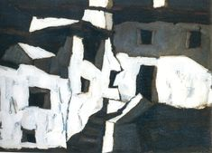 Öl/Leinwand Abstract, Painting, Ebay, Canvas, Book, Kunst, Pictures, Summary, Painting Art