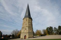 Spire of Saint Winoc abbey, Bergues - Sint-Winoksbergen - Wikipedia