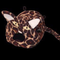 Iek een poes! Er voor in en achter weer uit ;-). Van Drokkies.nl. Giraffe, Animals, Felt Giraffe, Animales, Animaux, Giraffes, Animal, Animais