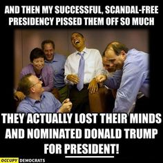 Losing Their Minds for Trump