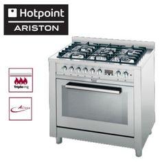 Ariston Cocina CP98SEA/HA Inox 90cm