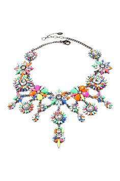 Rock Princess Necklace by Amrita Singh on @HauteLook