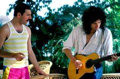 Freddie and Brian