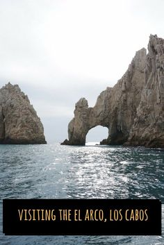 El Arco is synonymous with Cabo San Lucas, it is the image that you think of when you hear Cabo mentioned in a conversation