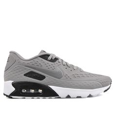 new style c1487 09a0f Nike Air Max 90 Ultra Breathe Grey Black Shoes Sale
