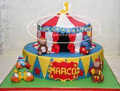 Risultati immagini per torte circo in pdz