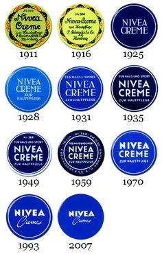 nivea logos