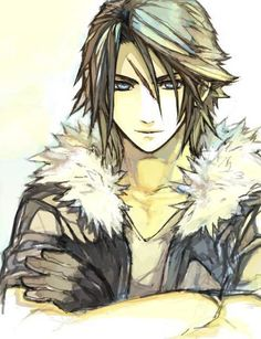 Week 8 - Final Fantasy VIII - Fan Art Wed - ff8 | Tumblr