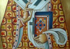 Byzantine Icons, Byzantine Art, Icon Clothing, Paint Icon, Orthodox Christianity, Painted Clothes, Orthodox Icons, Painting Techniques, Style Icons