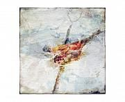 Watercolor Bird IV 24x24