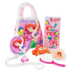 Little Mermaid Party Favor Purse http://www.dascheap.com/party-supplies/little-mermaid-party-favor-purse-paper-plastic-candy.html