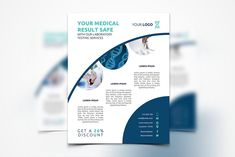 Ad: TOP 100 PREMIUM Flyers Templates  by UNIK Agency on @creativemarket. unik.agency TOP PREMIUM Flyers Templates presents: 100 Flyer Bundle 19$ (98% off) Flyers are a great way to get word out about your #creativemarket Flyer Design Templates, Flyer Template, All Flyers, Lab Logo, Facebook Cover Template, Festival Flyer, Corporate Branding, Word Out, Party Flyer